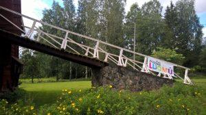 Maista Luomu -tapahtuma järjestettiin elokuun viimeisenä viikonloppuna 2017 Juvalla Wehmaan kartanolla. Kuva: Elina Nurmi.