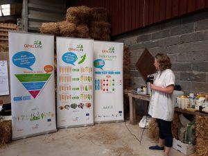 Pirjo Peltonen-Sainio kertoi viljelyn monimuotoistamisesta. Kuva: Riitta Savikko