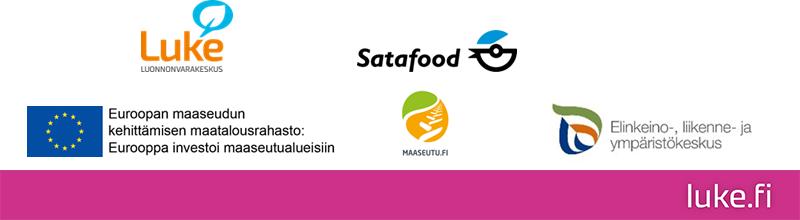 organisaatioiden logoja